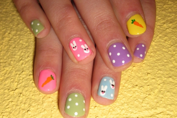 Nail Art For Kids Nail Spec