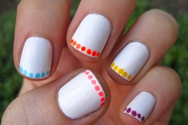 Nail art for kids nail spec kids nail art 5 prinsesfo Gallery