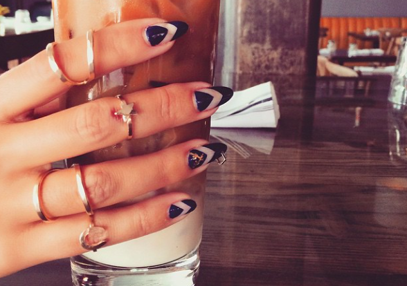 Celebrity Nail Trends