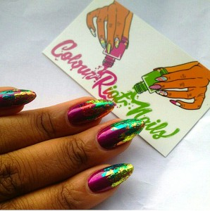 Tinu Bello | Colour Riot Nails