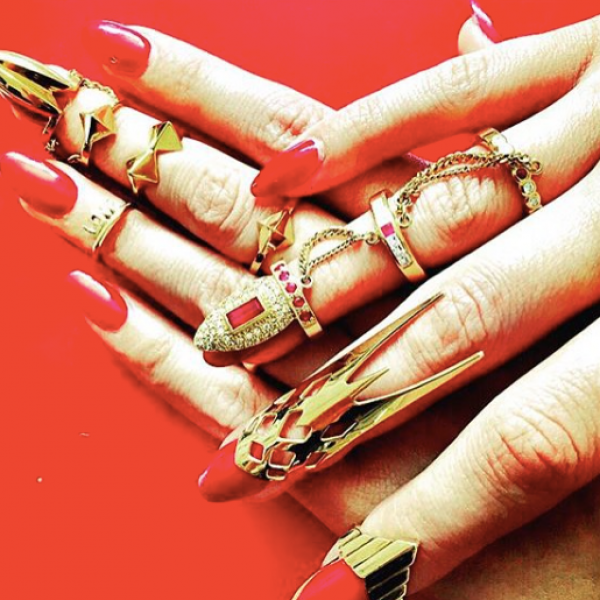 H&H Nails for Paloma Faith