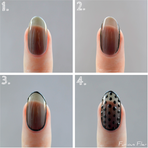 nail art tutorial steps