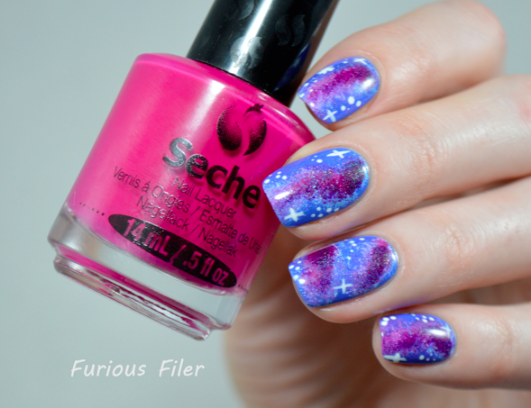 Galaxy Nails tutorial final