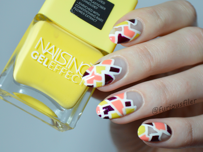 negative space nail art tutorial final