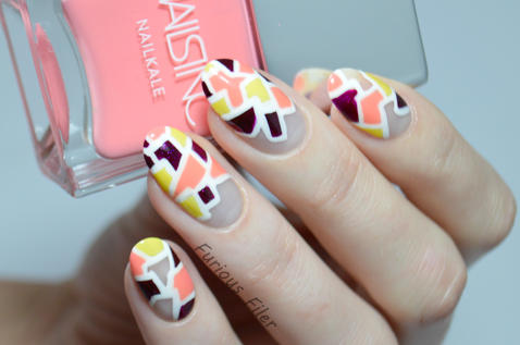 negative space nail art tutorial main