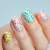 Nail Art Tutorial – Speckled Egg